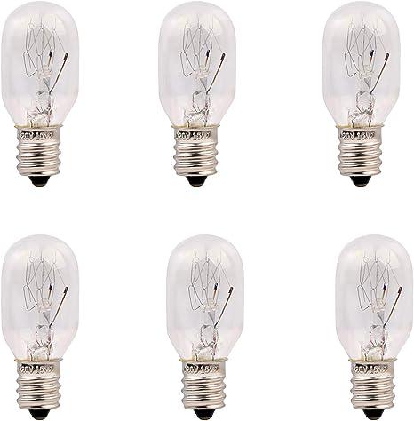 Amazon.com: Unilamp - Bombillas para lámpara de sal del ...