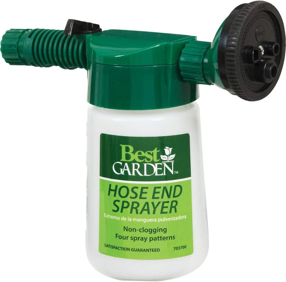 SIM SUPPLY Best Garden 25 Oz. Dry Hose End Sprayer - 1 Each