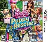 Barbie and Her Sisters: Puppy Rescue 3DS - Nintendo 3DS