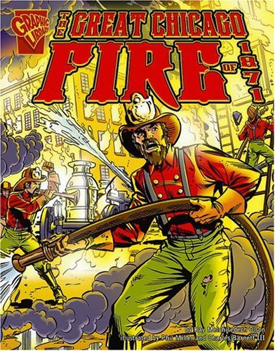 The Great Chicago Fire of 1871 (Disasters in History) ebook