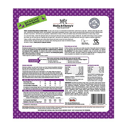 Stella-Chewys-Freeze-Dried-Raw-Duck-Duck-Goose-Dinner-Cat-Food-12-oz-bag