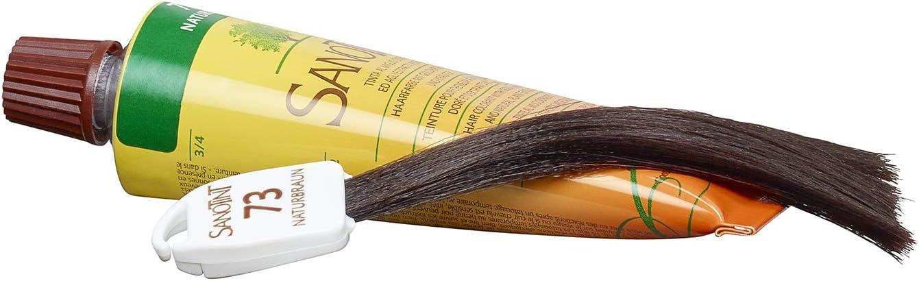 Sanotint® Color del pelo claro. nº 73 natural marrón (125 ml)