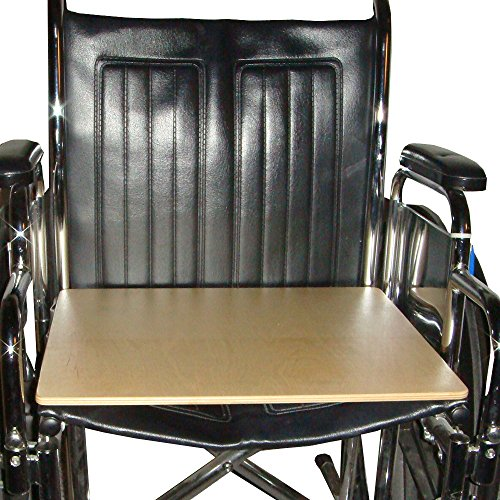 MTS Medical Supply SafetySure Wheelchair Board, 20 x 18 Inch (Solid Seat Wheelchair Insert)