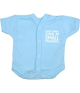 5a82784f491b Babyprem Premature Baby Little Fighter Sleepsuit  Amazon.co.uk  Clothing