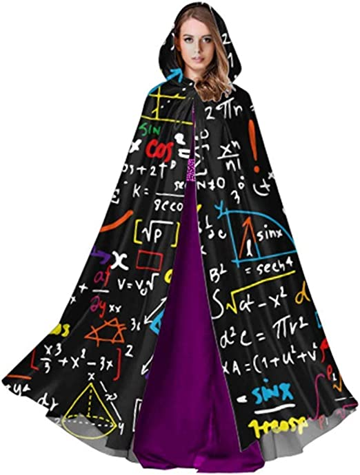Educación matemática Complicado Genio matemático Hombres Capa con ...