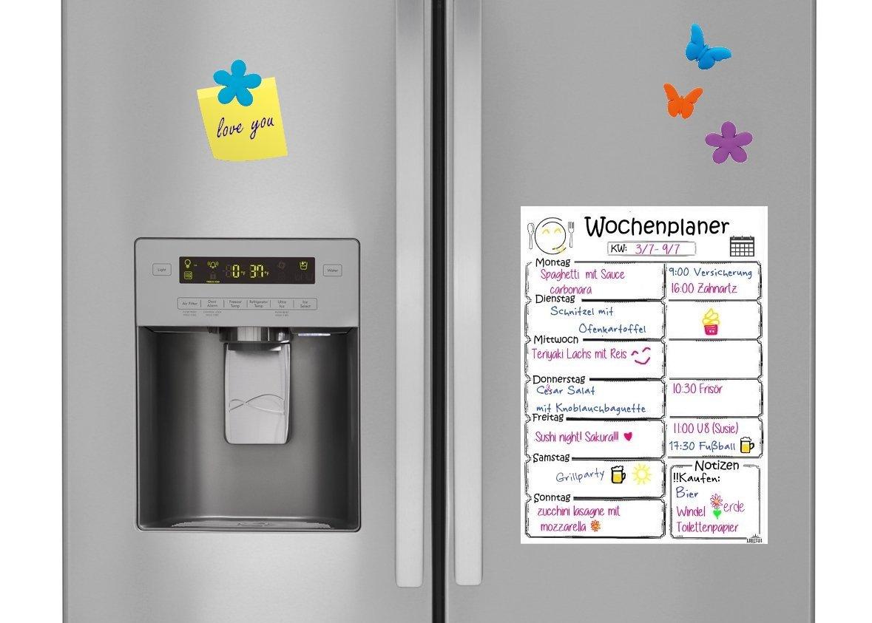 Kühlschrank Magnettafel : ▷ wochenplaner magnettafel test vergleich die besten