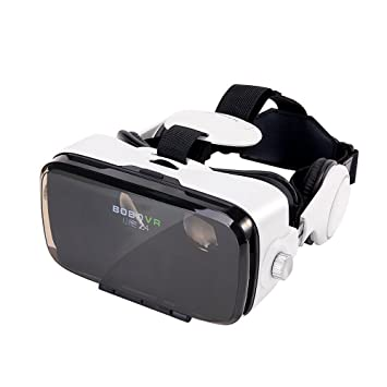 21f73e101fb Buy Xiaozhai Immersive VR Virtual Reality Headset 120FOV 3D Movie Video Game  Theater with Headphone for 4.0 - 6.0 Smartphones Online at Low Prices in  India ...