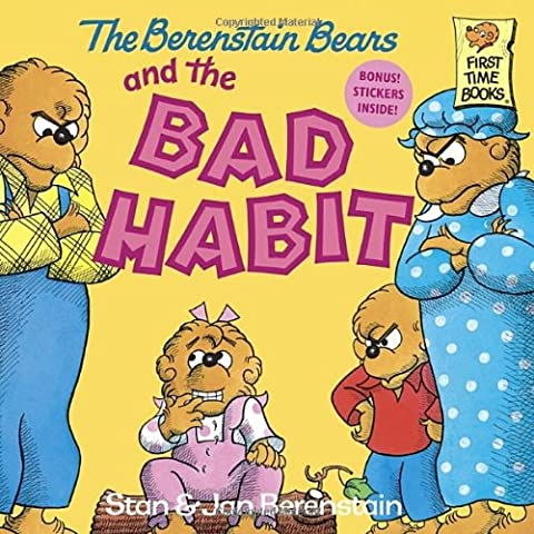 The Berenstain Bears and the Bad Habit (Nail Biting For Kids)