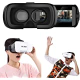 Oculos de Realidade Virtual 3D Vr Box + Controle Bluetooth