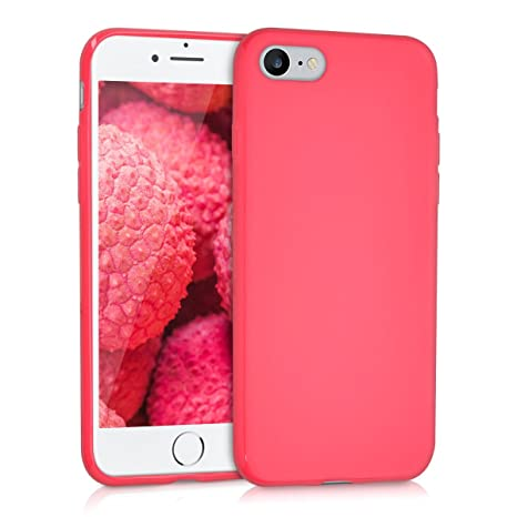 custodia silicone iphone 7 kwmobile