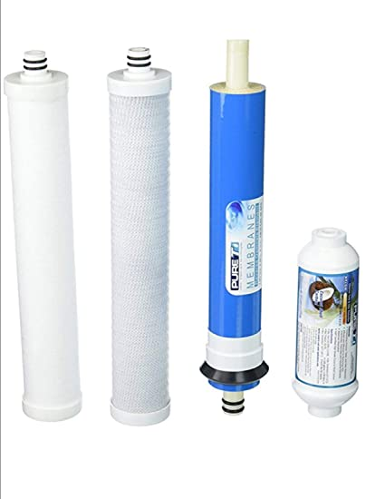 amazon com filter set with membrane for culligan ac 30 reverse rh amazon com Water Filter Machine Culligan Water Systems