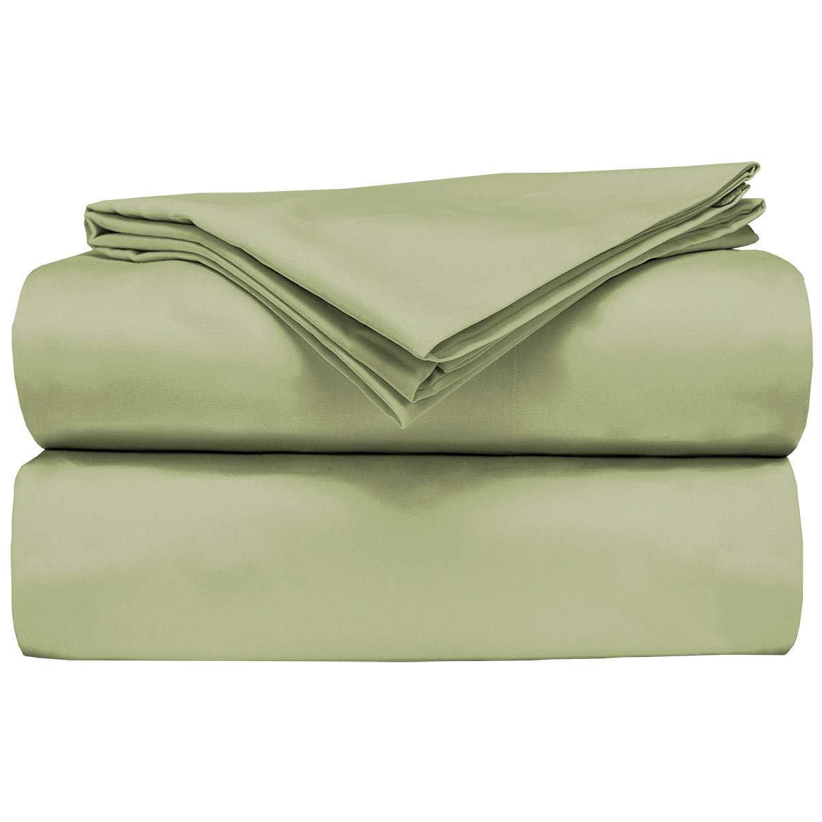 AB Lifestyles 34x75 Camper RV Sheet Set BUNK size 100% cotton Color: Sage Green by AB Lifestyles
