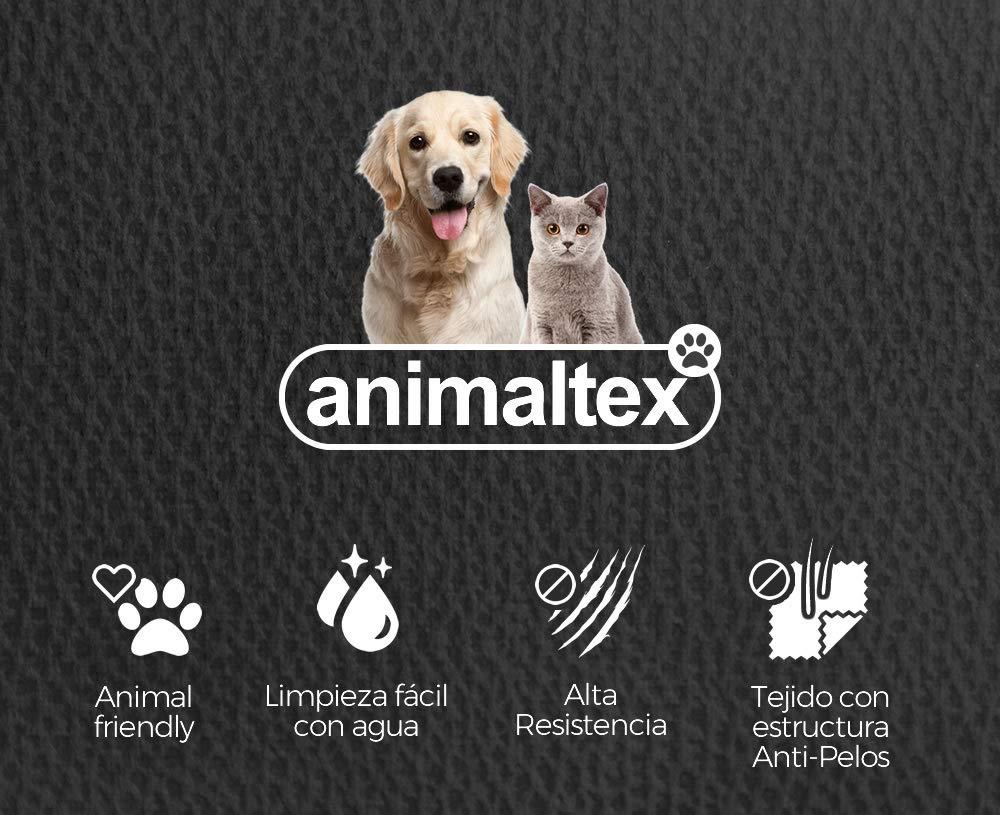 HAPPERS Cama para Perros pequeños ANIMALTEX Glaciar 60x40cm