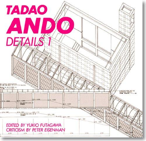 Tadao Ando: Details 1 (4871405516) | Amazon price tracker