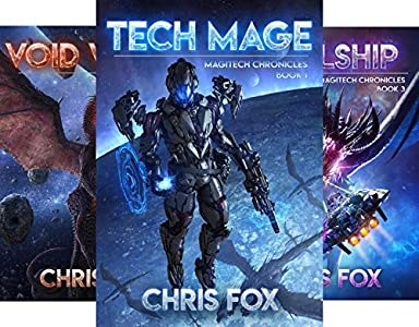 Amazon com: Tech Mage: The Magitech Chronicles Book 1 eBook