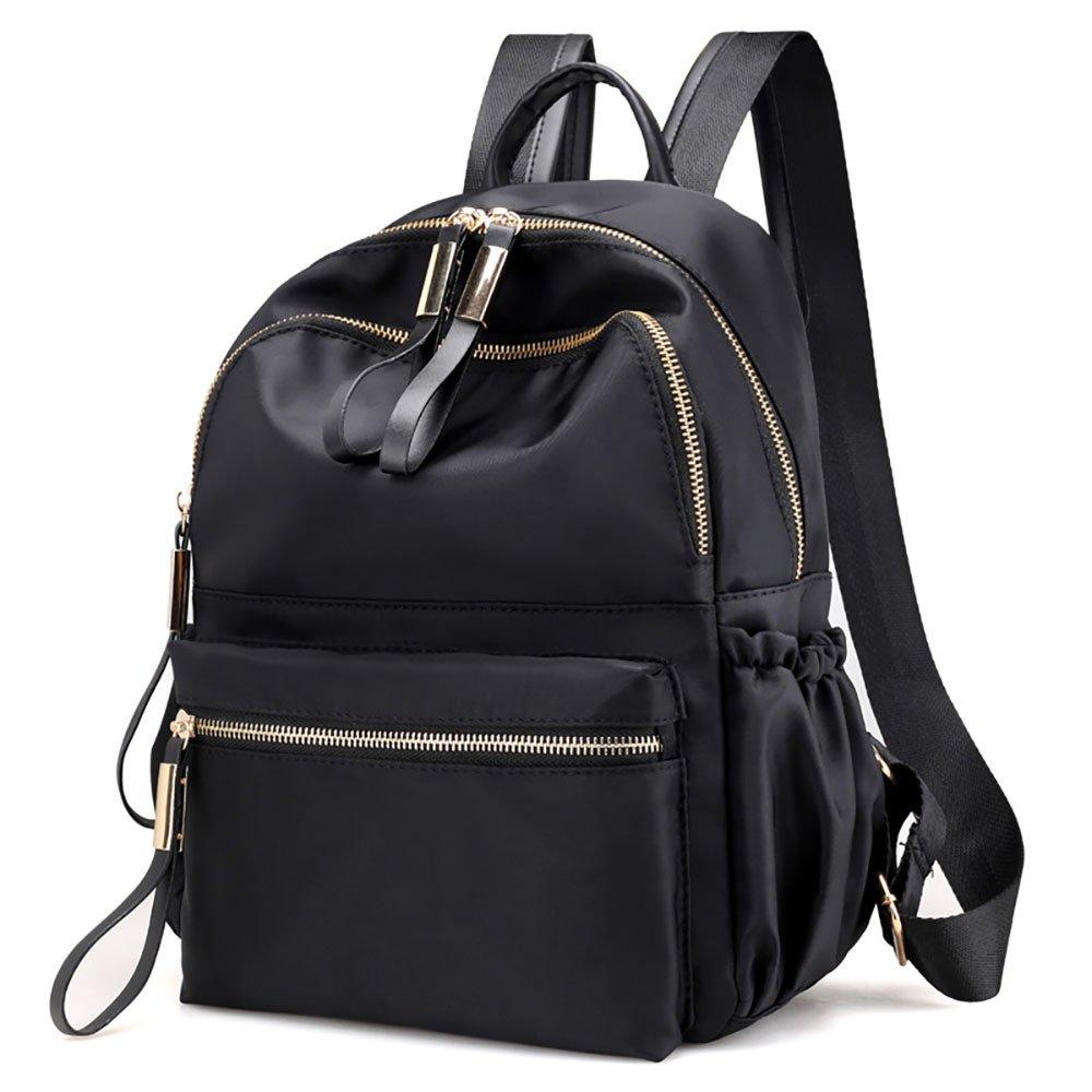 Nylon Oxford Cloth Backpack Women Backpack College Wind Bag Leisure Bag