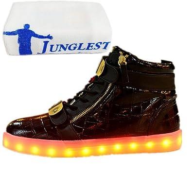 (Present:kleines Handtuch)Weiß EU 41, Herren Schuhe Sneaker Freizeitschuhe Sportschuhe Wechseln Outdoorschuhe 7 Kinder aufladen für JUNGLEST® Laufschuhe mode Mode Damen un