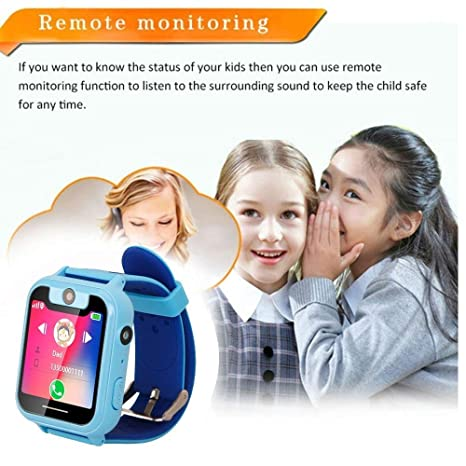 Amazon.com: Kids Smart Watch Phone, SZBXD 1.44