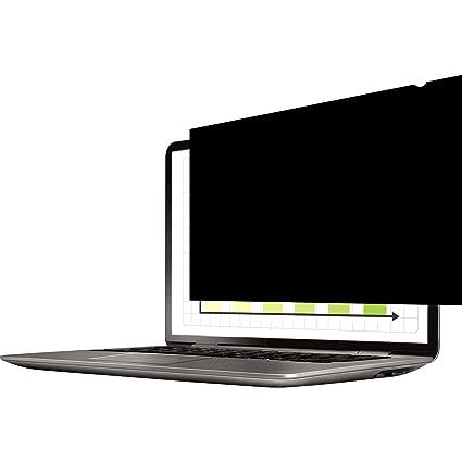 """Fellowes PrivaScreen - Filtro de privacidad para portátil y monitor con pantalla de 19"""" pulgadas"""