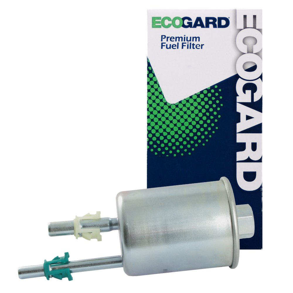 Amazon.com: ECOGARD XF65618 Engine Fuel Filter - Premium Replacement Fits  Cadillac CTS, SRX, STS: Automotive