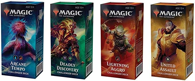 MTG Challenger Deck 2020 Cavalcade Charge  Magic  the  Gathering  English Sealed