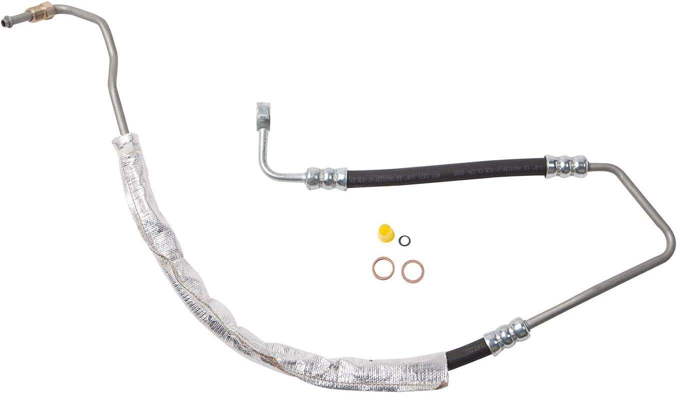 Sunsong 3402536 Power Steering Pressure Line Hose Assembly