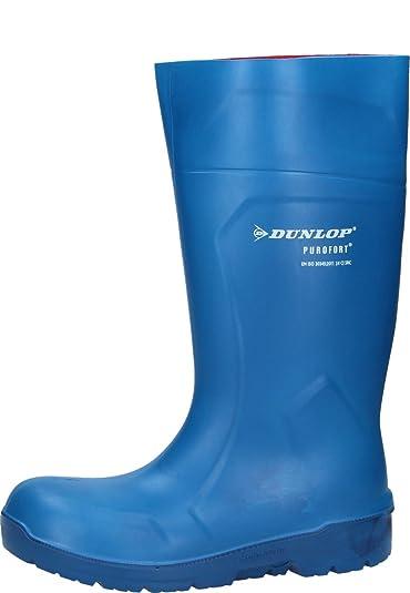 più recente ac468 02527 Dunlop Nuovi Stivali Foodpro Purofort Hydro/Multi Grip Safety ...