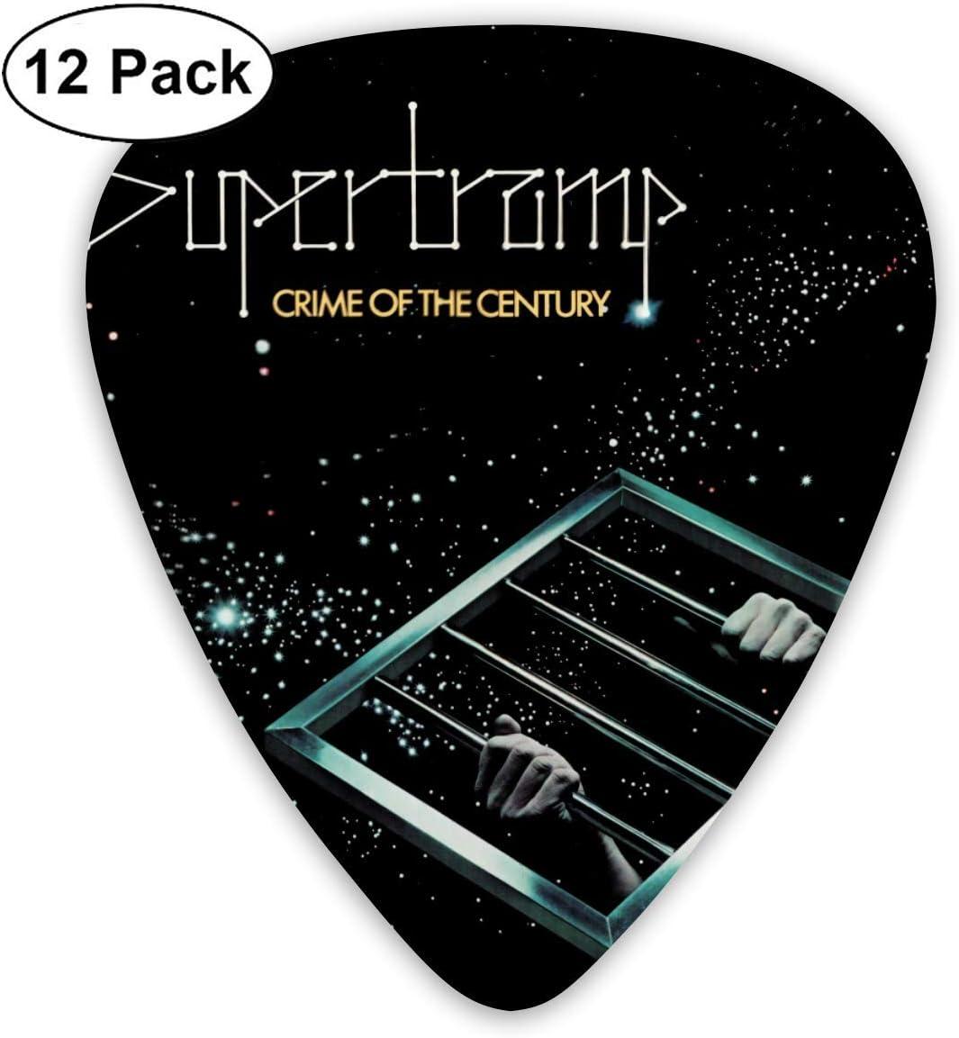 regalo perfecto para el amante de la guitarra Supertramp Classic Cool Medium Picks