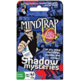 Outset Media - Mind Trap Shadow Mysteries - The Ultimate Crime Mystery Card Game - Includes 54 Cards, Ages 12+