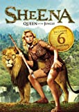 Sheena Queen of the Jungle includes 6 Features
