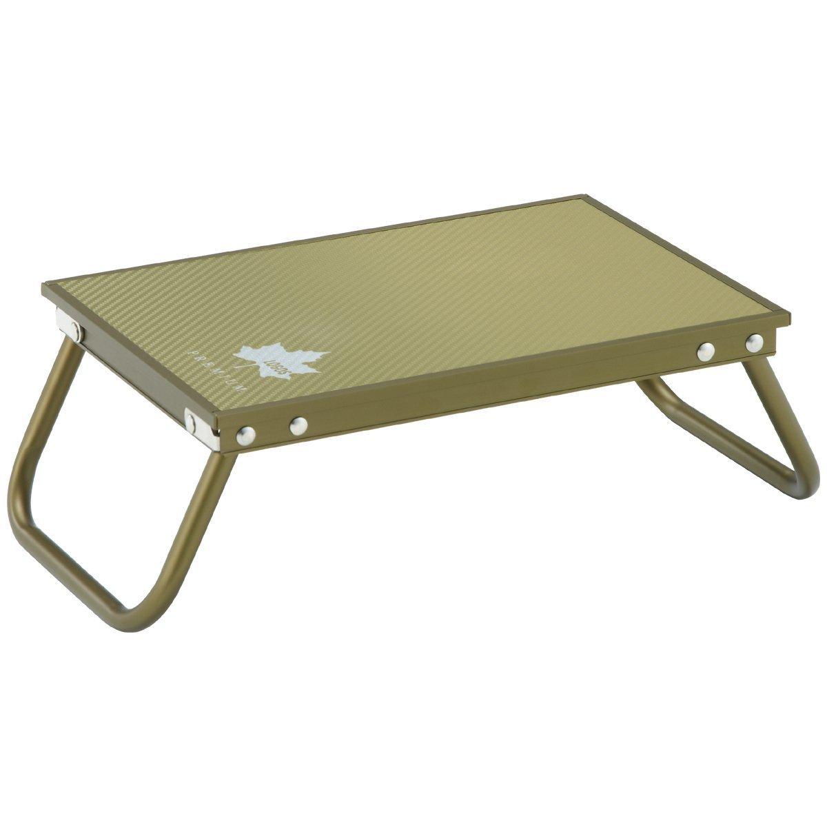 ロゴス プレミアム カーボントップテーブル・ミニ 73186507