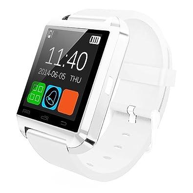 Demiawaking U8 Reloj Inteligente fde Pulsera Bluetooth para ...