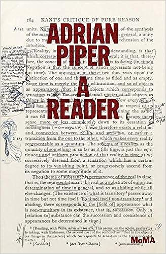 A Reader Adrian Piper