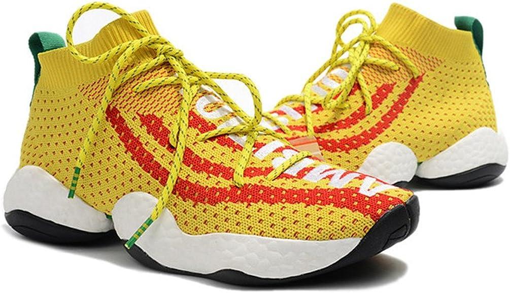 Jun hua Mens Crazy byw pw Basketball Shoes