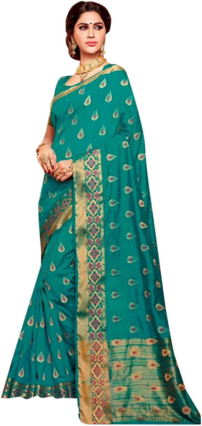 ETHNIC EMPORIUM Tradicional Boda India diseñador étnico 100 ...