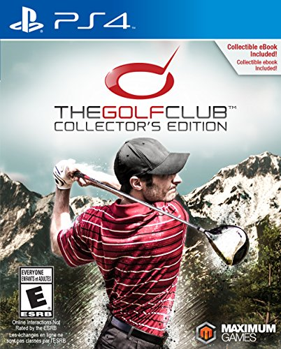 The Golf Club: Collector's Edition - PlayStation 4