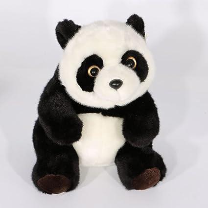 Homiki Panda Peluche Kawaii Animales para Bebé Niños Regalo Tamaños Diferentes Graciosos