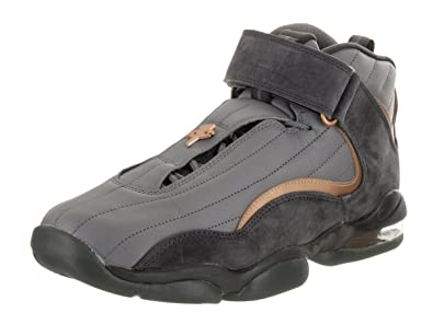 Schuh Wolf Nike Herren Penny IV GrauMtlc Luft Basketball CedxrBoW