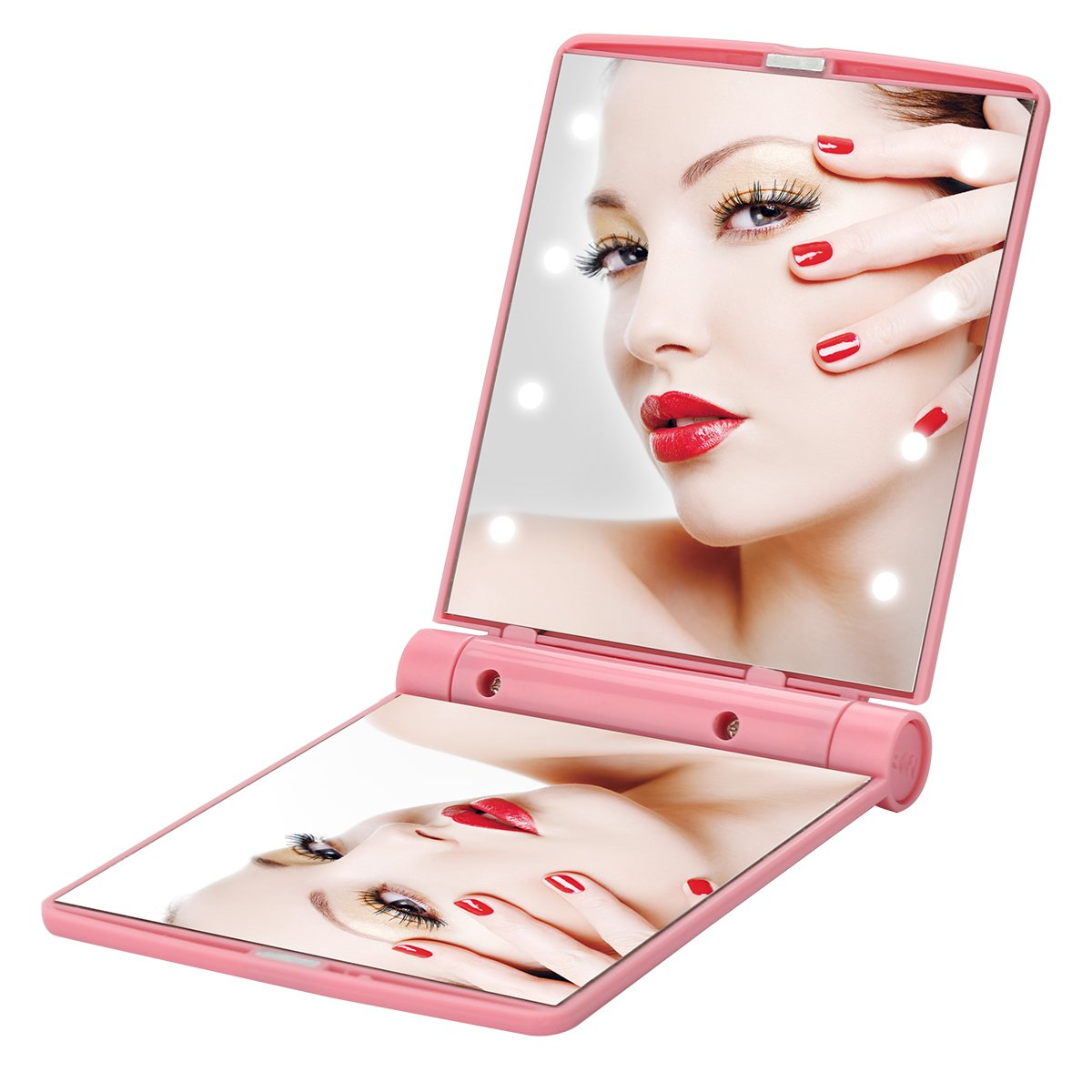 Amazon Com Mini Makeup Mirror Yusong Pocket Sized Mirror