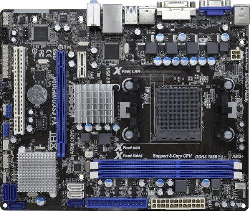Asrock 960GM/U3S3 FX Driver for Mac