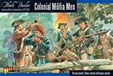 Black Powder - American War of Independence - Colonial Militia Men (28mm) (WGR-AWI-06)