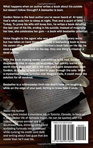 Bestseller: Publishing Can Be Murder