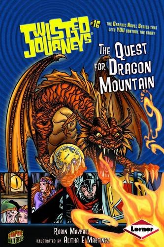 Quest for Dragon Mountain (Twisted Journeys) PDF