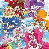 キラキラ☆プリキュアアラモード 後期主題歌シングル「シュビドゥビ☆スイーツタイム」/「勇気が君を待ってる」(初回生産限定盤)(DVD付)