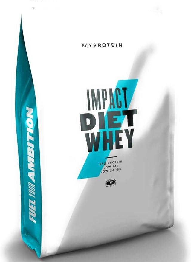 MyProtein Batidos para Suplementos, Sabor Cookies & Cream - 1000 gr