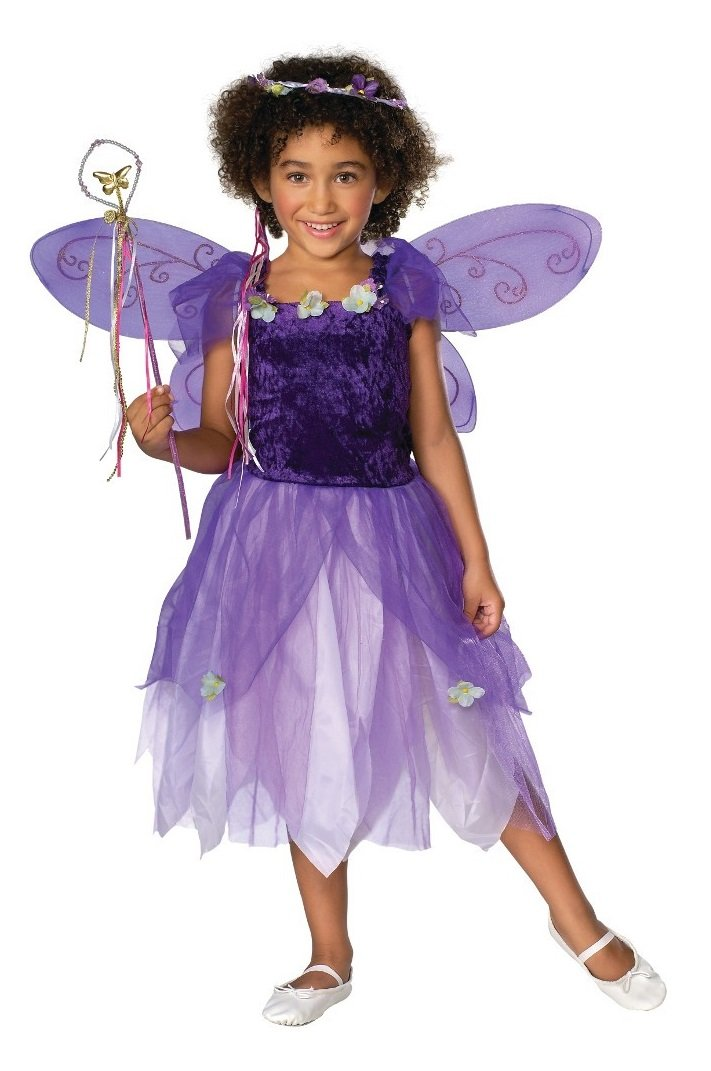 sc 1 st  Amazon.com & Amazon.com: Childu0027s Plum Pixie Costume Medium: Shoes