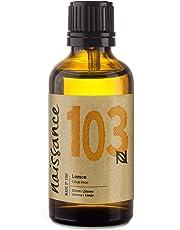 Naissance Zitronenöl (Nr. 103) 50ml 100% naturreines ätherisches Öl
