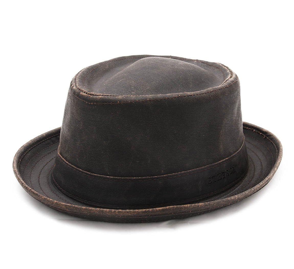 Stetson Men's Odenton Pork Pie Hat