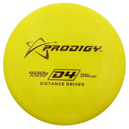 X-out prodigy d4, 750g • marshall street disc golf.