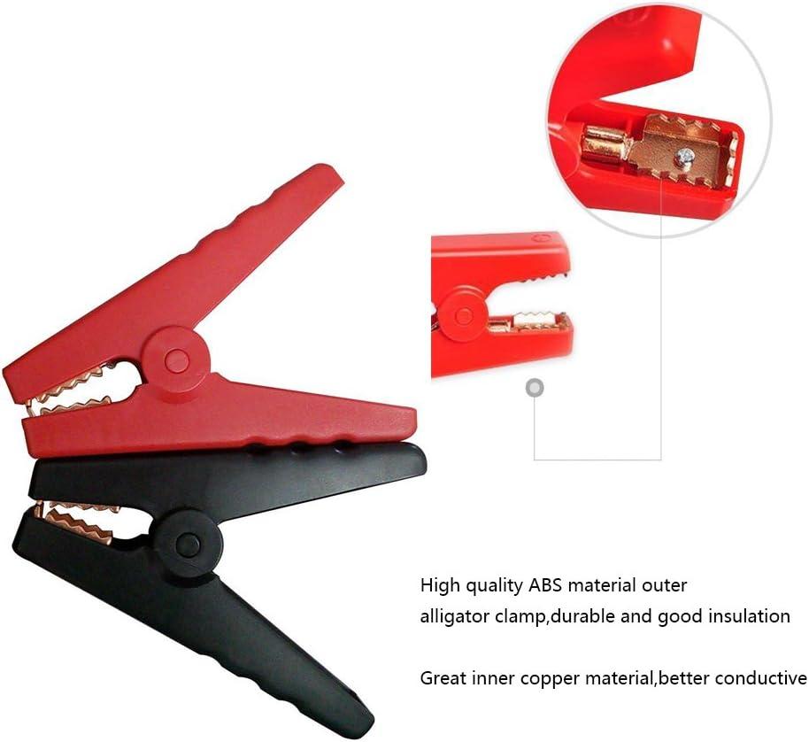 Qutaway Jump Starter Kabel Booster Clamp Kabel Ersatz Alligator Clamp Booster Akku Clips Ec5 Stecker Mit 8 Awg Wire Auto